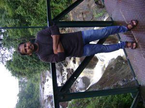Hanging bridge munnar