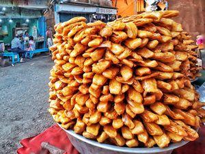 Lanes of Swargadwar, Puri!