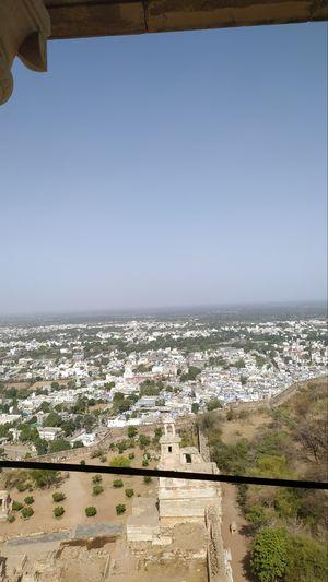 शौर्य और वीरता की कहानी सुनाता एक शहर  : चितौड़गढ़
