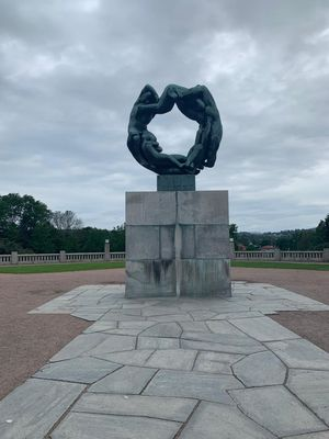The largest sculpture park in the world.