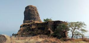 KARNALA FORT & BIRD SANCTUARY: TREK to THUMB shaped Fort.