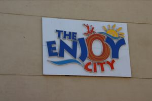 1 day trip to the ENJOY CITY
