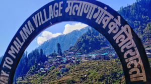 A magical place   ... Just 3km from Malana