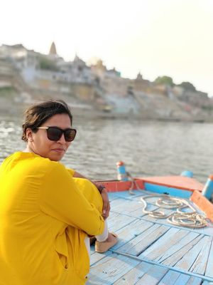 Our Journey into the Oldest Living City-Varanasi (March 2018)