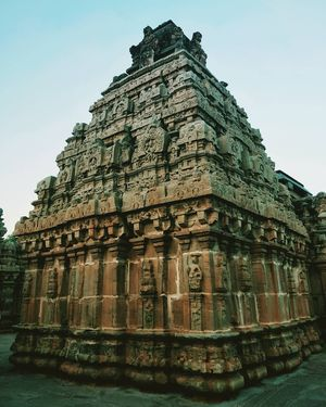 This hidden gem at the foothills of nandi hills, Bhoga nandishwar temple dedicated to Lord Shiva