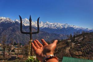 Munsyari :A path to heaven