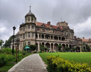Epic Building !  @viceregal lodge, SHIMLA.