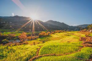 The beauty of Uttarakhand !