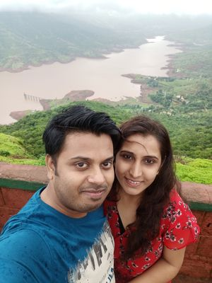 We2 with Hue of that View #SelfieWithAView#TripotoCommunity