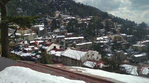 A Sneak Peak to the beauty of SHIMLA