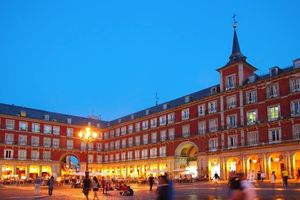Let's go to MADRID , SPAIN.
