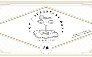 Best speakeasy bars in New York - Chomp Slurrp Burp