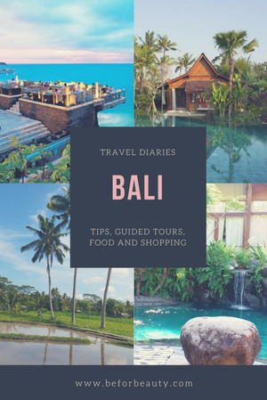 Travel Blog: Tips to help you plan your Holiday to Bali