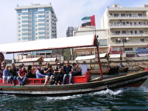 #BestTravelPictures-Abra-Cadabra in Dubai Creek-An Abra Ride is a must!