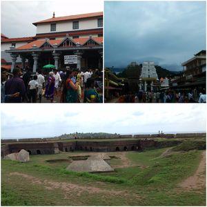 Sakleshpur - Dharmasthala - Subramanya