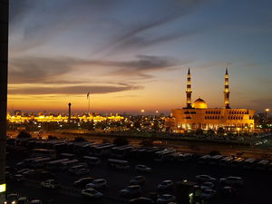 Glimpse of Sharjah