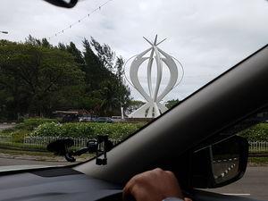 Beautiful capital city of The Seychelles