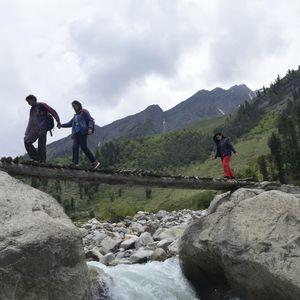 Upcoming trek in uttarakhand Khiro valley trek