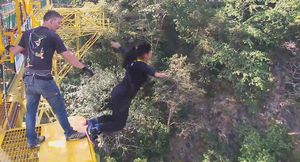 Bungee Jumping in Rishikesh - A thrilling Experience