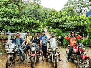 Mansoon ride to Dandeli