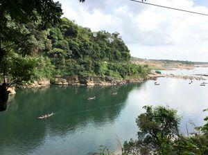 Beautiful Meghalaya!! Amazing river dawki,crystal clear water!!! Nature's Love