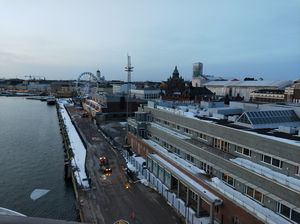 Cruise Trip from helsinki to stockholm