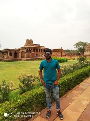 Aihole, An ancient temple complex built by Chalukya