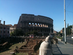 Roman Colosseum 1/35 by Tripoto