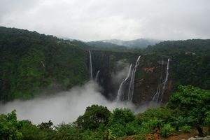 Jog Falls 1/undefined by Tripoto