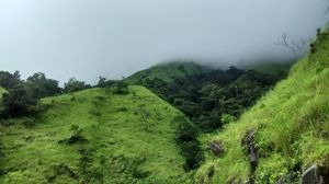 Kudremukh, my first day of college.