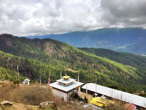 The beautiful neighbour, Bhutan!
