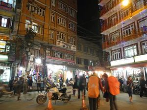 The crafty Kathmandu !