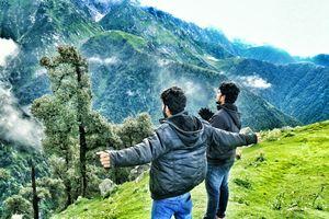 Triund Trek McLeod Ganj , Dharamsala