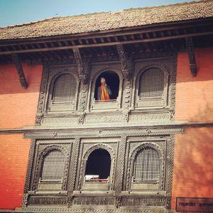 Nepali temple in india