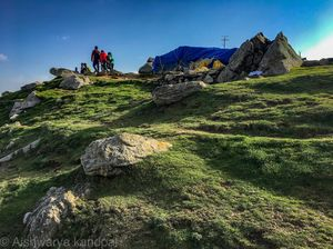 My Triund Trek. In photos and some humour.