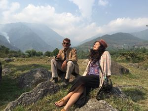 Palampur- Linger Earth House- Bir Billing-Palampur