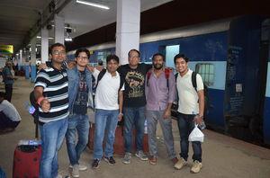 Dudhsagar Falls - An exhilarating rail trek in the picturesque Western Ghats