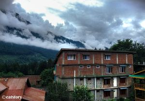 Best eateries in Old Manali   A Global Village