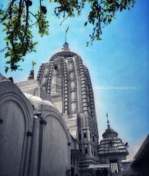 A beautiful shrine in Ranchi