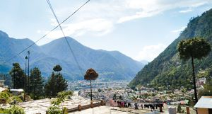Uttarkashi City