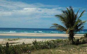 Inhambane - An Oasis of Coconuts