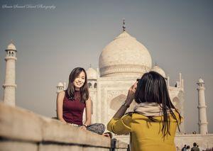 India's Most Beautiful Place: The Taj Mahal