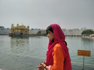 Short pitstop at Amritsar on the way back from Himachal