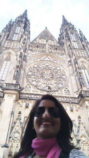 One look at this Cathedral will make you speechless. #SelfieWithAView #TripotoCommunity
