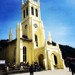 1 Day Trip Una To Shimla ( Queen Of Hill station)Shimla
