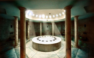 Turkish Hamam - a daunting experience