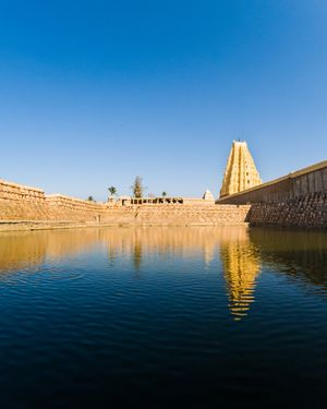 Hampi Reflection #hampipictures
