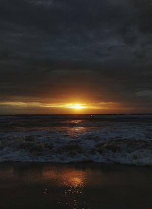 Sunsets of Bali