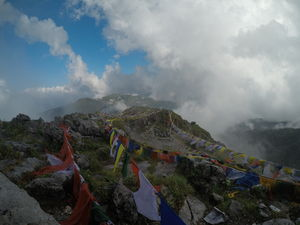 Photo story, on the top of George Everest - Trawell&Tech