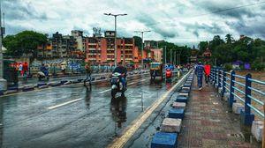 Manapa bridge,Pune